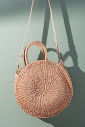 Clare V. Alice Circle Bag Rose