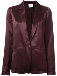 Forte Forte Smoking Jacket Brown