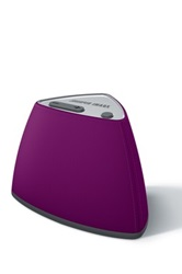 Sharper Image Purple Mini Bluetooth Speaker No Color