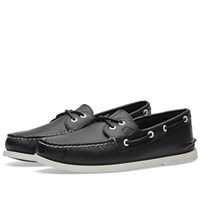 Sperry Topsider Authentic Original 2 Eye Black