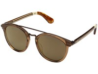 Toms Harlan Ash Brown Crystal Fashion Sunglasses