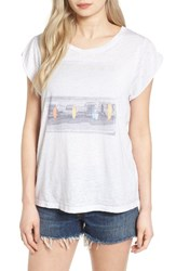 Rip Curl Women's The Lineup Graphic Tee
