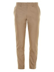 Valentino Side Stripe Straight Leg Trousers