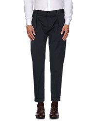 Manuel Ritz Trousers Casual Trousers Men Dark Blue
