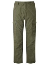 Carhartt Wip Cotton Cargo Trousers Rover Green