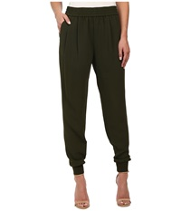 Joie Mariner J099 10183 Military Women's Casual Pants Olive
