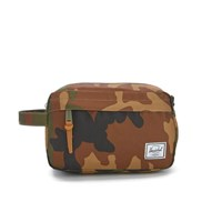 Herschel Supply Co. Chapter Travel Kit Woodland Camo Multi