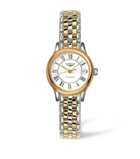 Longines Flagship Heritage Watch Unisex White
