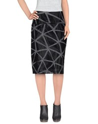 Amaya Arzuaga Skirts Knee Length Skirts Women