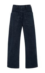 Rachel Comey Relaxed Fit Contra Jeans Dark Wash