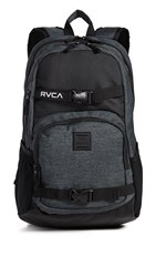 Rvca Estate Deluxe Backpack Charcoal Heather