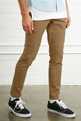 Forever 21 Slim Fit Cargo Pants