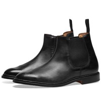 Tricker's Roxbury Chelsea Boot Black