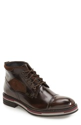 Kenneth Cole Men's New York Think Tank Cap Toe Boot