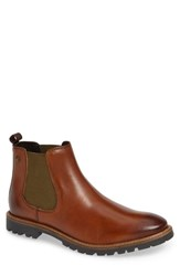 Base London Havoc Lugged Chelsea Boot Tan