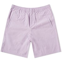 Acne Studios Romeo Cotton Ripstop Short Purple
