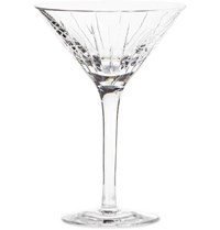 Linley Trafalgar Crystal Martini Glass Clear