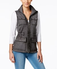 G.H. Bass And Co. Front Zip Vest