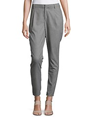 Set Ankle Length Pants Grey