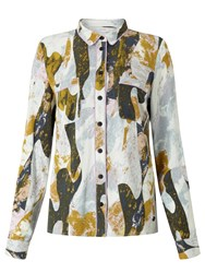 Numph Astrun Printed Shirt Multi
