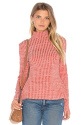 Minkpink Seven Wonders Top Rust