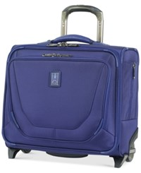 Travelpro Crew 11 16.5 Rolling Carry On Indigo