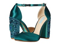 Blue By Betsey Johnson Sybil Emerald High Heels Green
