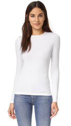 Wolford Viscose Pullover White