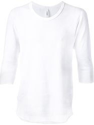 Attachment Three Quarter Sleeve T Shirt