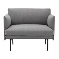 Muuto Outline Armchair Fiord 151