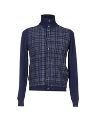 Roda Knitwear Cardigans Men Dark Blue