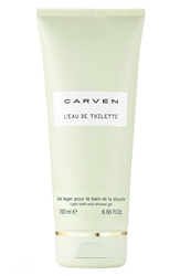 Carven L'eau De Toilette Light Bath And Shower Gel