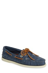 Sperry Men's Authentic Original Boat Shoe Navy