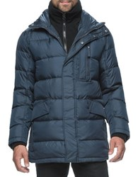 Marc New York Mashpee Down Parka Jacket Ink