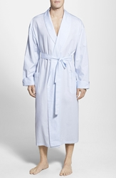 Majestic International 'Signature' Cotton Robe Surf