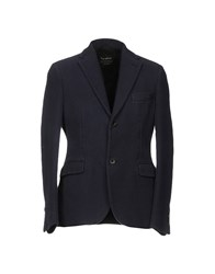 Refrigiwear Suits And Jackets Blazers Dark Blue