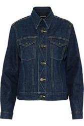 Calvin Klein Jeans Brook Shields Denim Jacket Mid Denim