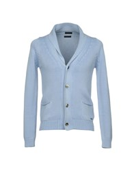 At.P. Co At.P.Co Cardigans Sky Blue