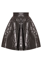 Kenzo Foiled Monster Jacquard Skirt