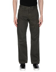 Murphy And Nye Casual Pants Dark Green