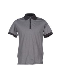 Karl Lagerfeld Lagerfeld Topwear Polo Shirts Men Black