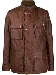 Belstaff Fieldmaster Waxed Jacket 60