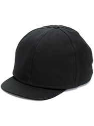 Raf Simons Doubled Baseball Cap Black