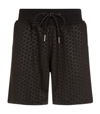 Blood Brother Tonal Dot Print Shorts