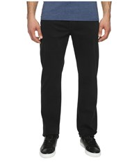 Agave Classic Straight Rincon Twill In Stretch Limo Stretch Limo Men's Clothing Black