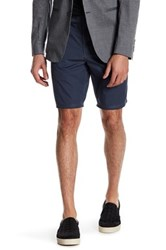 John Varvatos Triple Needle Short Blue