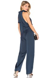 Finders Keepers Cyrus Jumpsuit Navy