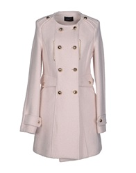 G.Sel Coats Light Pink