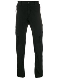 C.P. Company Cp Fitted Cargo Trousers Black