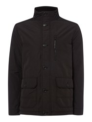 Criminal Jacob Casual Field Jacket Black